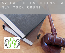 Avocat de la défense à  New York