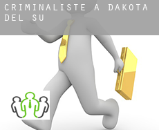Criminaliste à  South Dakota
