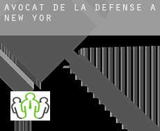 Avocat de la défense à  New York City